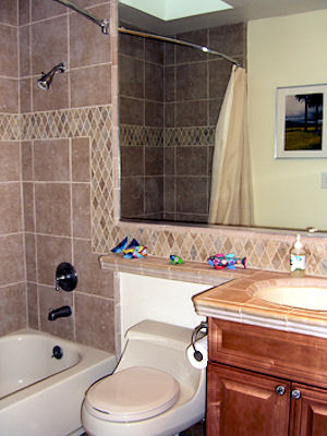 Bathroom Remodel, Renovation & Redesign Services 2