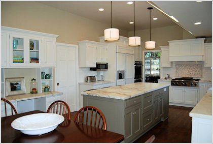 Kitchen Remodel, Renovation & Redesign Services 3